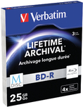 M-Disc BD-R 4x 25GB