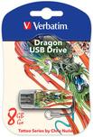 Mini USB 8GB TATTOO DRAGON