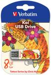 Mini USB 8GB TATTOO KOI