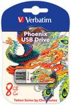 Mini USB 8GB TATTOO PHOENIX